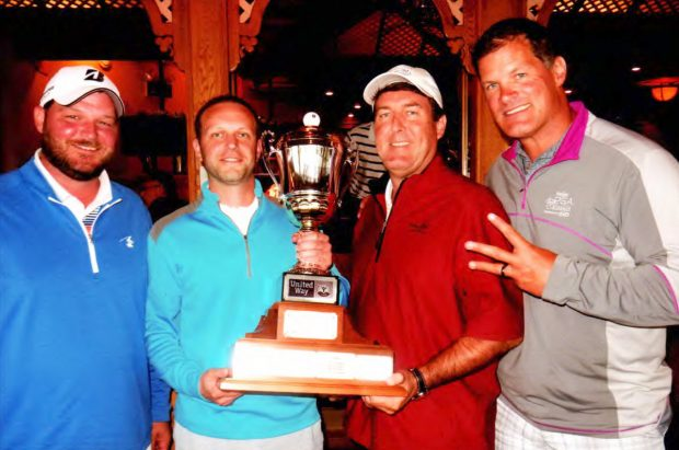 United Way Golf Classic - 1st Place